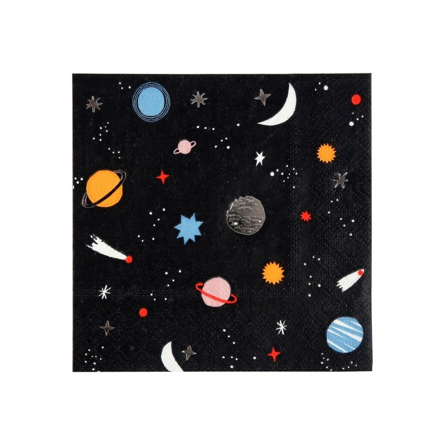 View larger image of To The Moon Beverage Napkins, 16ct