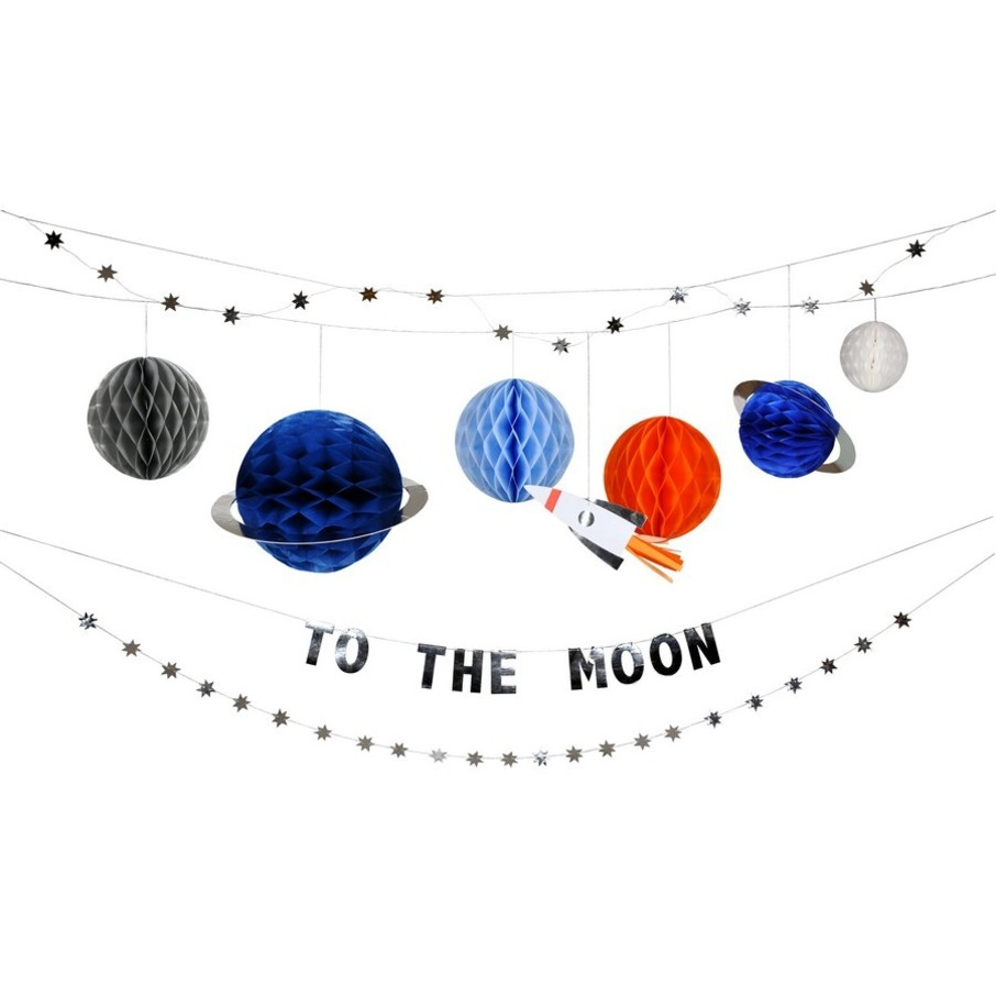View larger image of To The Moon Garland