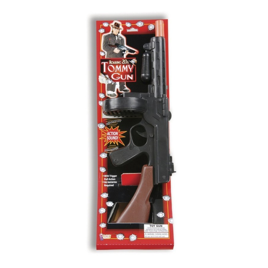 View larger image of Tommy Gun-black