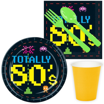 Totally 80's Standard Kit (Serves 8)