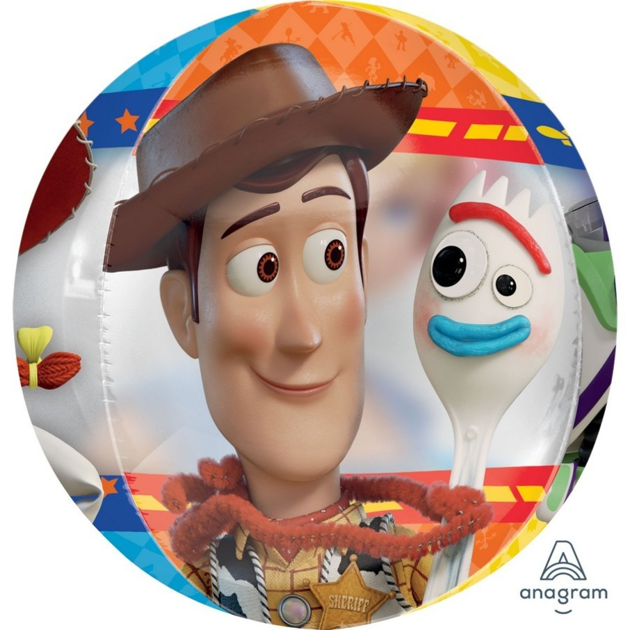 View larger image of Toy Story 4 16 Orbz Balloon