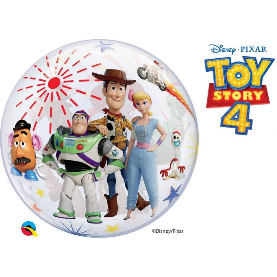View larger image of Toy Story 4 22 Bubble Balloon