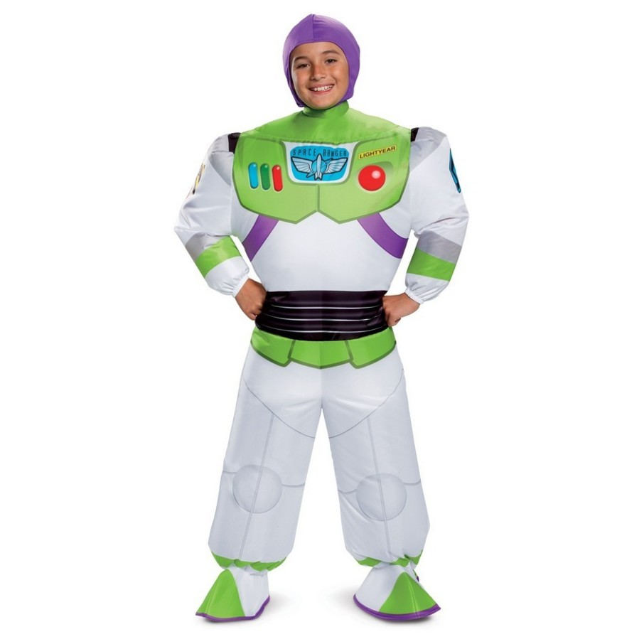 View larger image of Toy Story 4: Buzz Lightyear Inflatable Child Costume