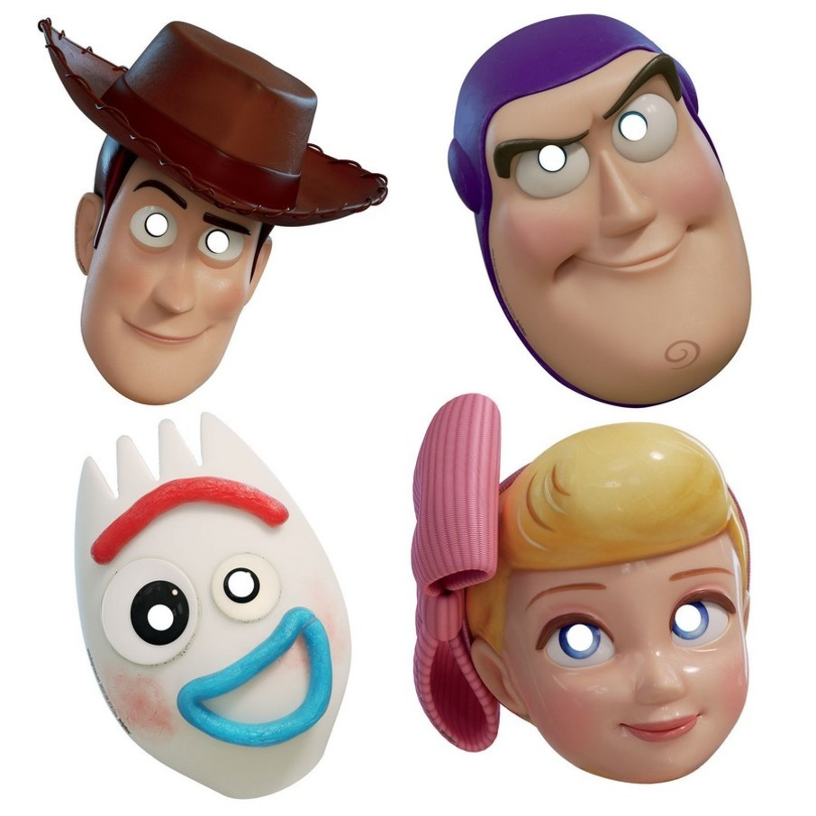 View larger image of Toy Story 4 Paper Masks