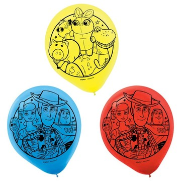Toy Story 4 Printed Balloons