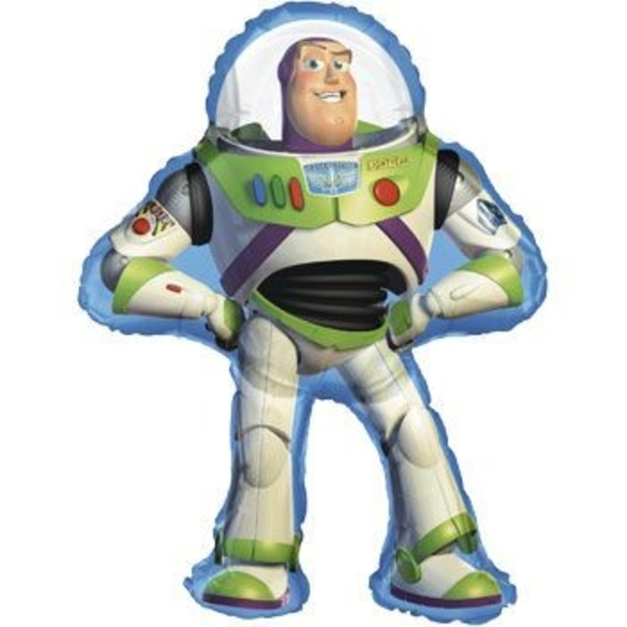 View larger image of Toy Story Buzz Lightyear Balloon (each)