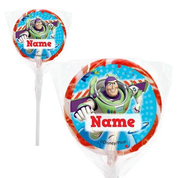 """Toy Story Personalized 2"""" Lollipops (20 Pack)"""