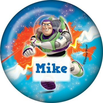 Toy Story Personalized Button (Each)