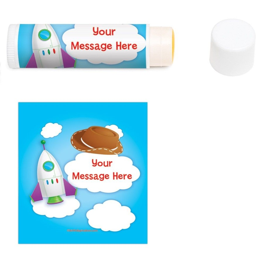 View larger image of Toy Tales Personalized Lip Balm (12 Pack)