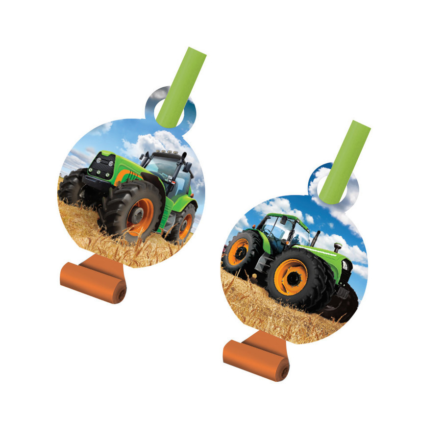 View larger image of Tractor Time Blowouts (8 Count)