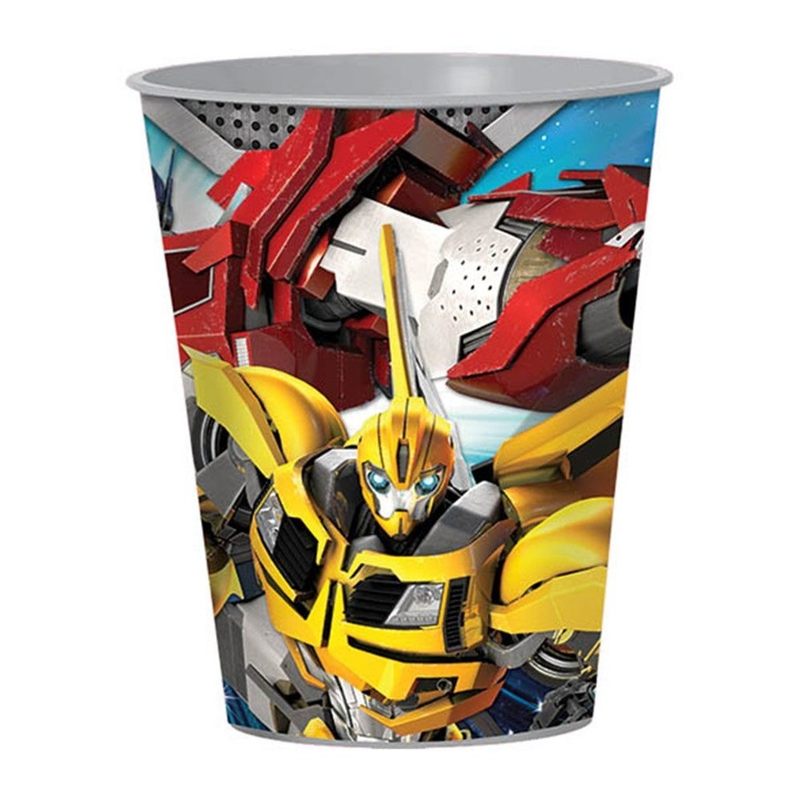 View larger image of Transformers 16oz Favor Cup (Each)