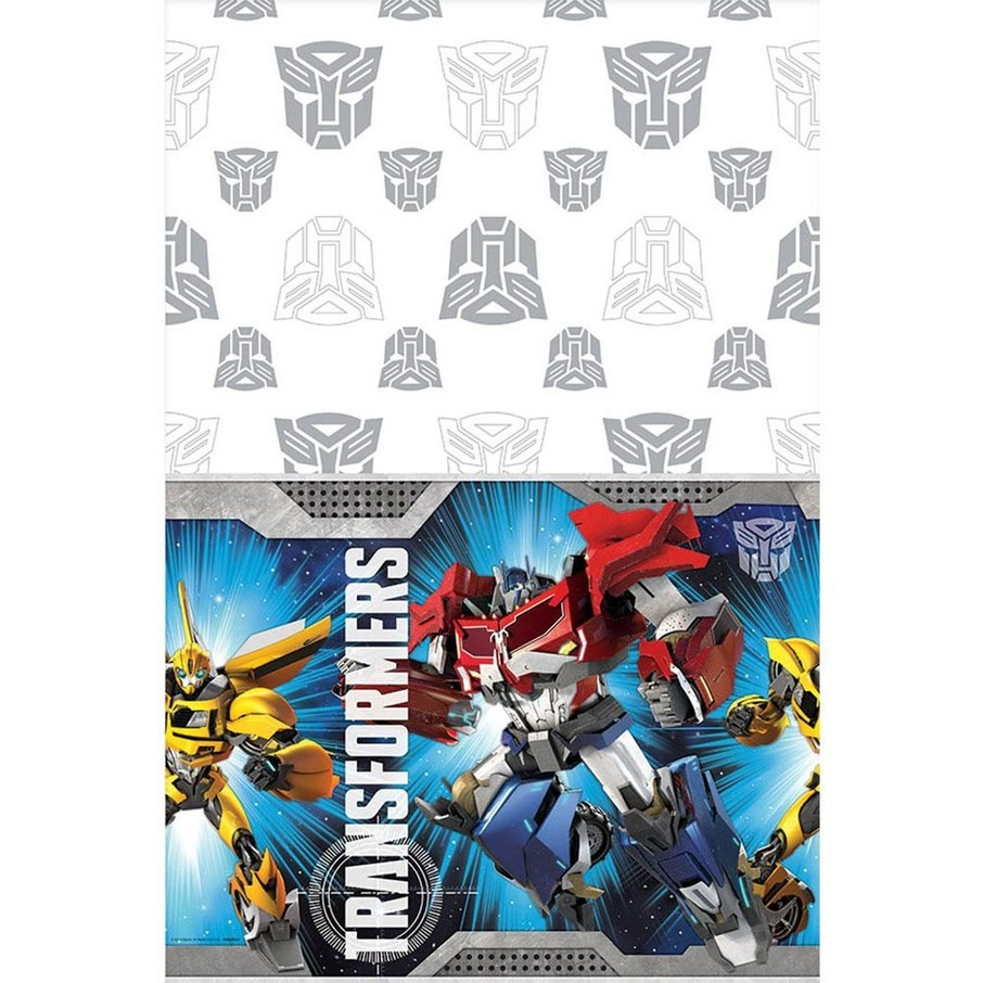 View larger image of Transformers Table Cover (Each)