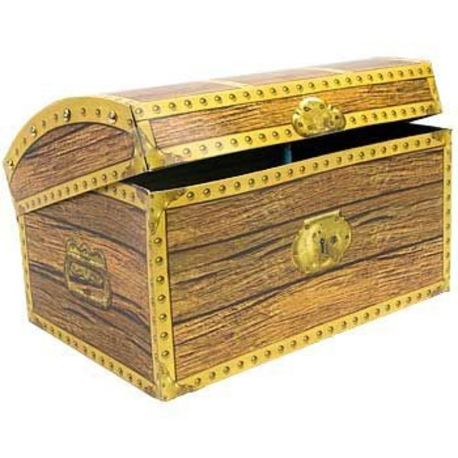 View larger image of Treasure Chest 3-d Centerpiece (each)