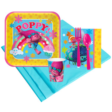 Trolls 8 Guest Party Pack