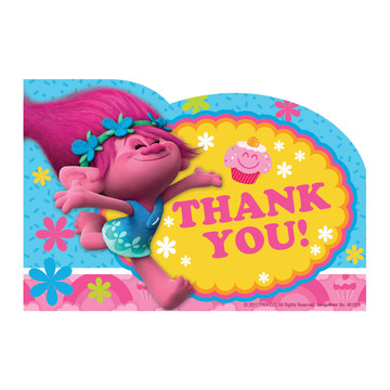 Trolls Thank You Notes (8)