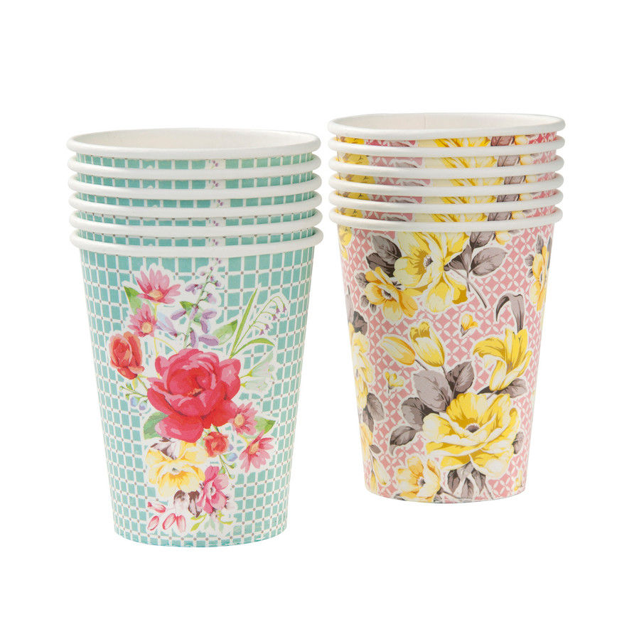 View larger image of Truly Scrumptious 9oz Cups (12)