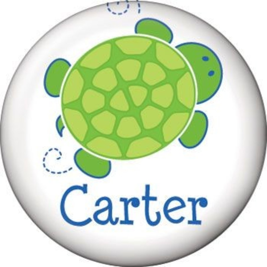 View larger image of Turtle Party Personalized Mini Magnet (each)