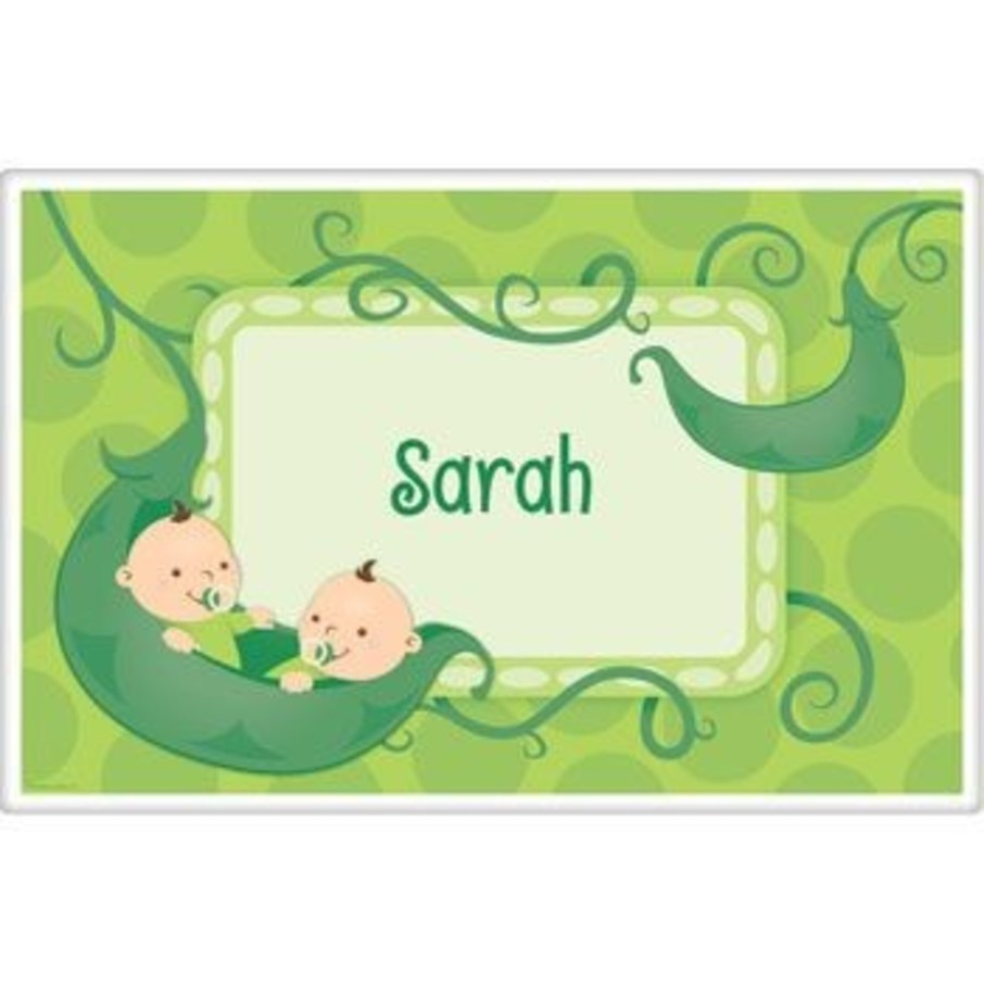 View larger image of Twin's 1st Birthday Personalized Placemat (each)
