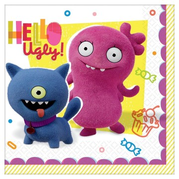 Ugly Dolls Movie Beverage Napkins (16)