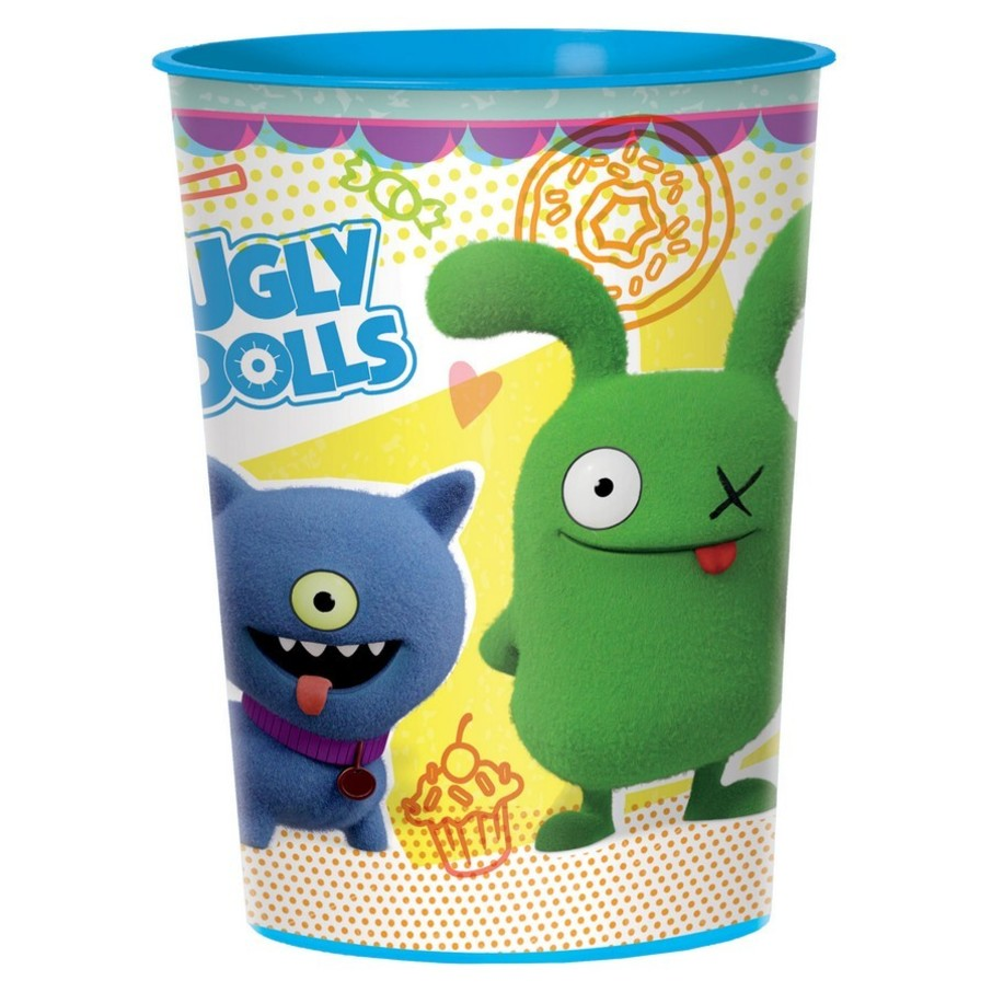 View larger image of Ugly Dolls Movie Favor Cup