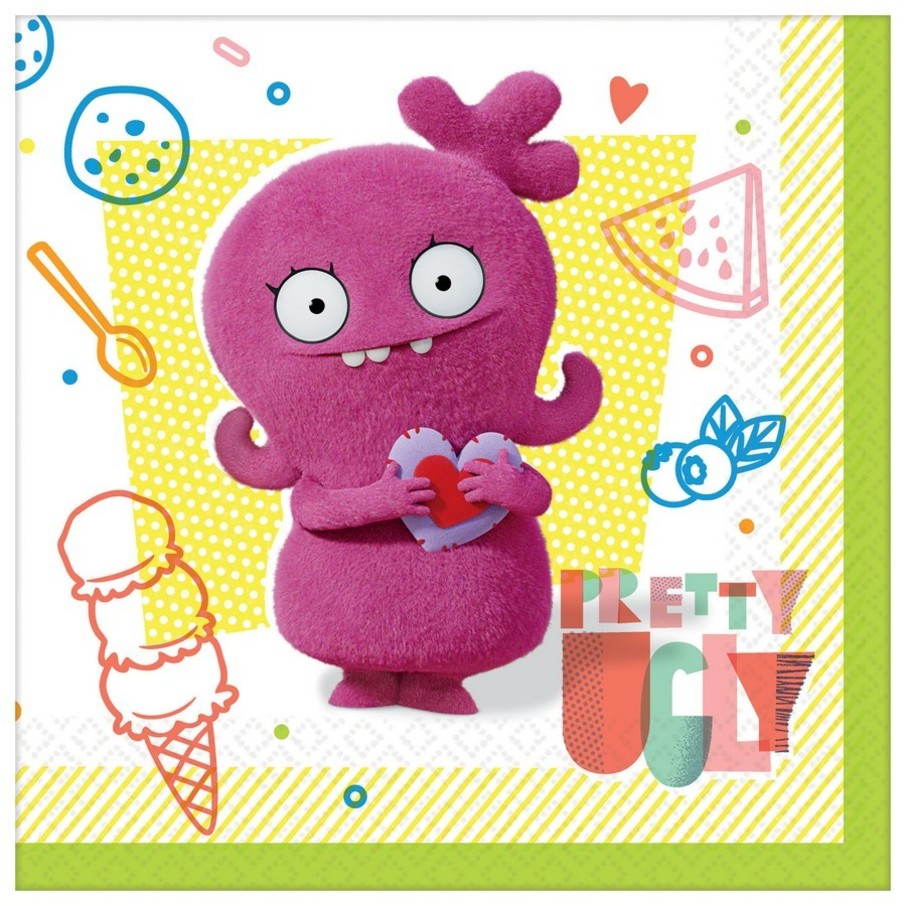 View larger image of Ugly Dolls Movie Lunch Napkins (16)