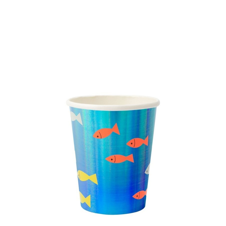 View larger image of Under The Sea 9oz. Paper Cups, 8ct