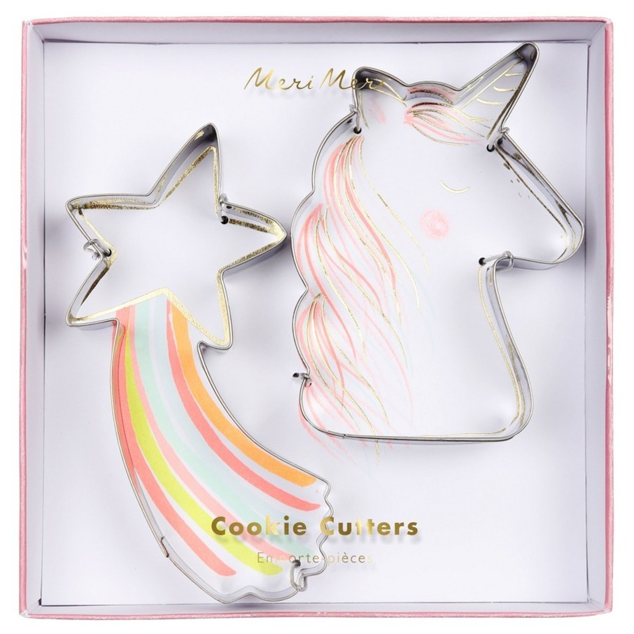 View larger image of Unicorn Cookie Cutters (2)