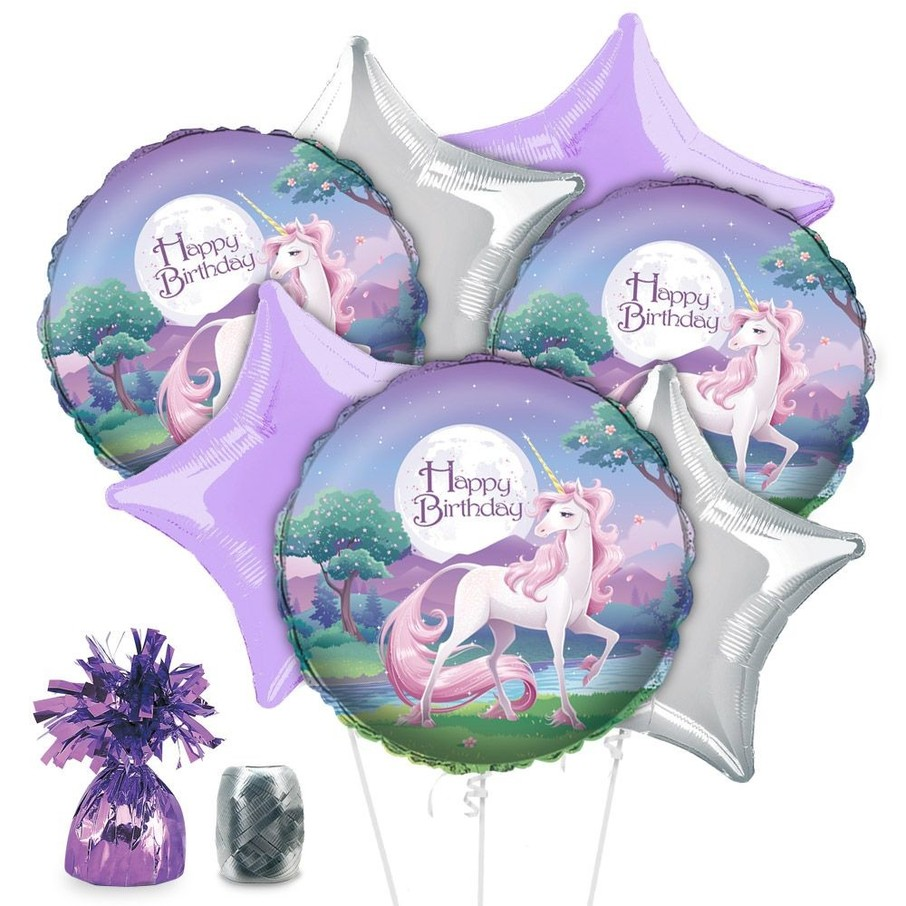 View larger image of Unicorn Fantasy Balloon Kit (Each)