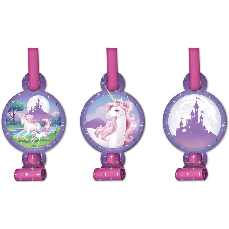 View larger image of Unicorn Fantasy Blowouts (8 Pack)