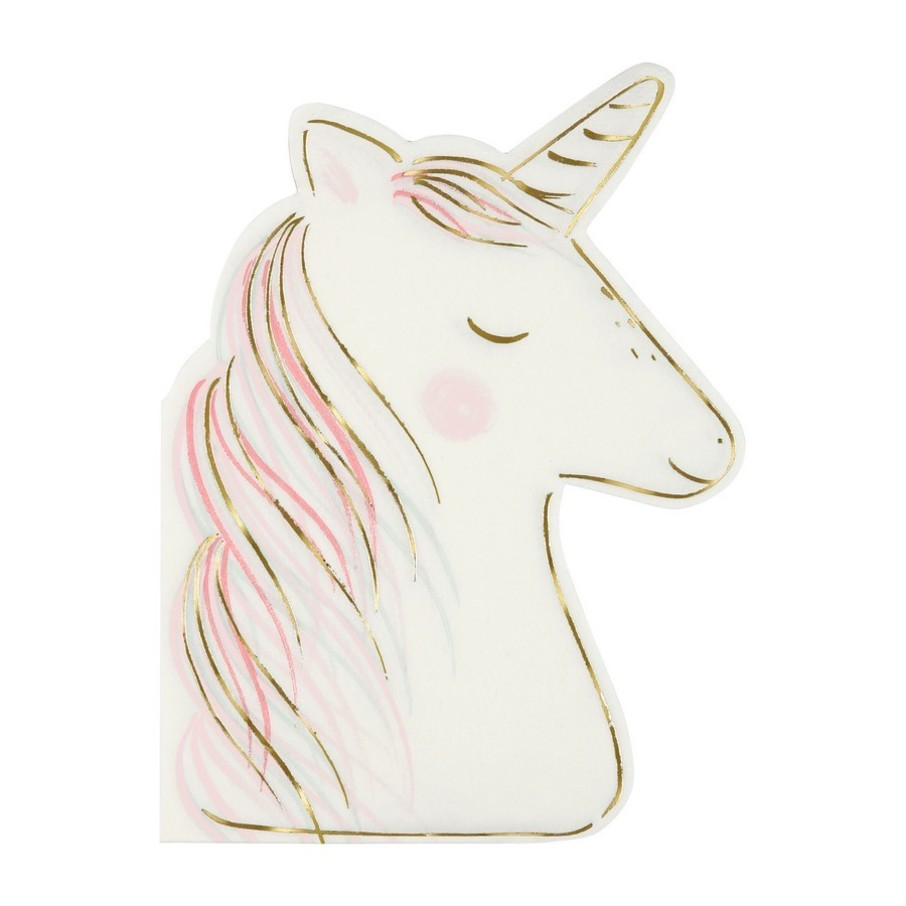 View larger image of Unicorn Lunch Napkin (16)