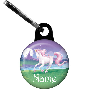 Unicorn Personalized Zipper Pull (Each)