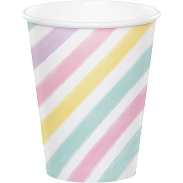 Unicorn Sparkle 9oz Paper Cup (8)
