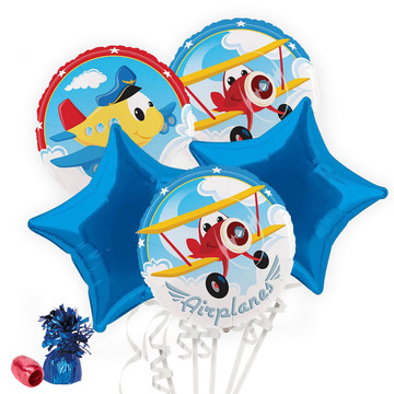 Up & Away Airplane Adventure Balloon Kit