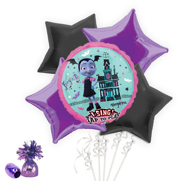 Vampirina Singing Balloon Bouquet Kit