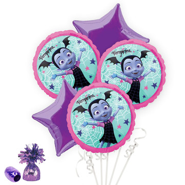 Vampirina Standard Balloon Bouquet Kit