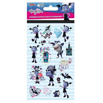 Vampirina Stickers (4 Sheets)