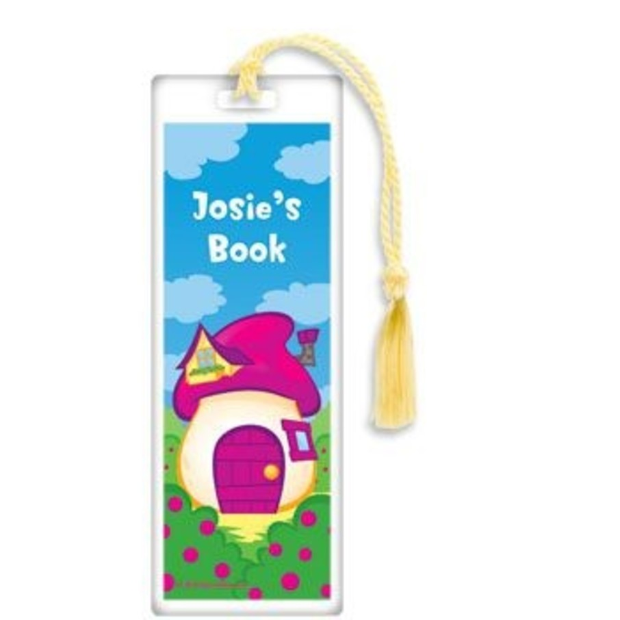 View larger image of Village Friends Personalized Bookmark (each)