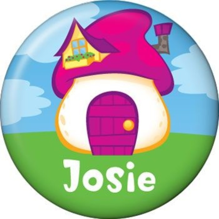 View larger image of Village Friends Personalized Mini Button (each)