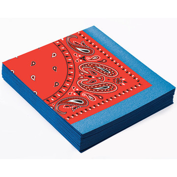 Western Luncheon Napkins (16 Count)