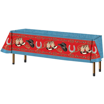 Western Table Cover