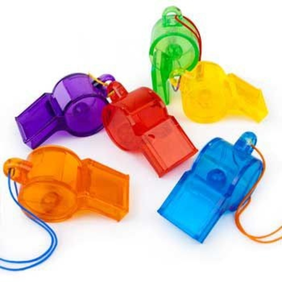 View larger image of Whistle (12 count)