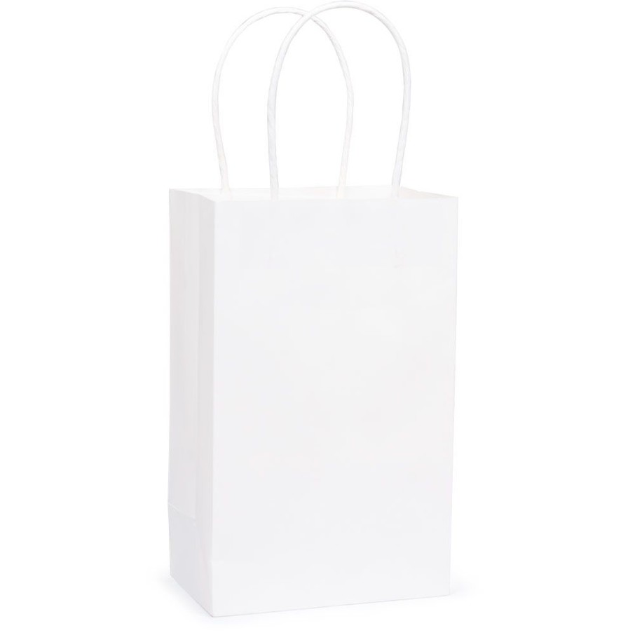 View larger image of White Favor Bag