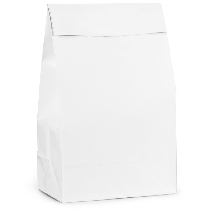 View larger image of White Paper Favor Bags (12 Pack)