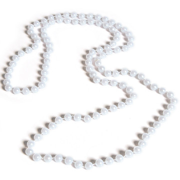 White Pearl Necklace (4)