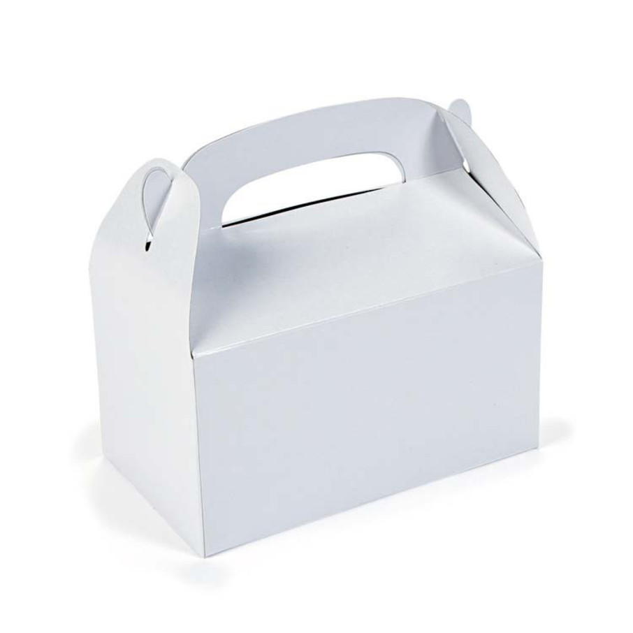 View larger image of White Treat Favor Boxes (12 Count)
