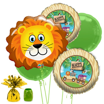 Wild Safari Balloon Kit (Each)
