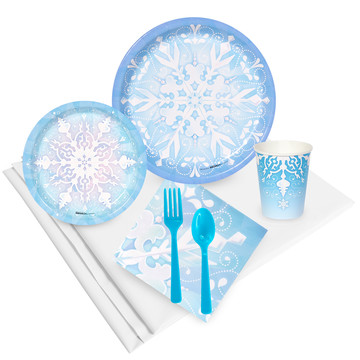 Winter Wonderland 24 Guest Party Pack
