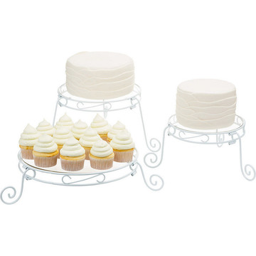 Wire Cake Stand (3)