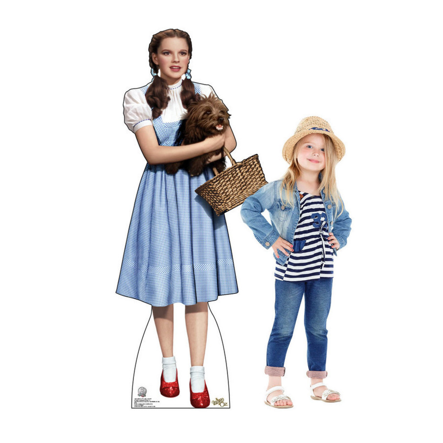 View larger image of Wizard of Oz Dorothy Cardboard Standup (Each)