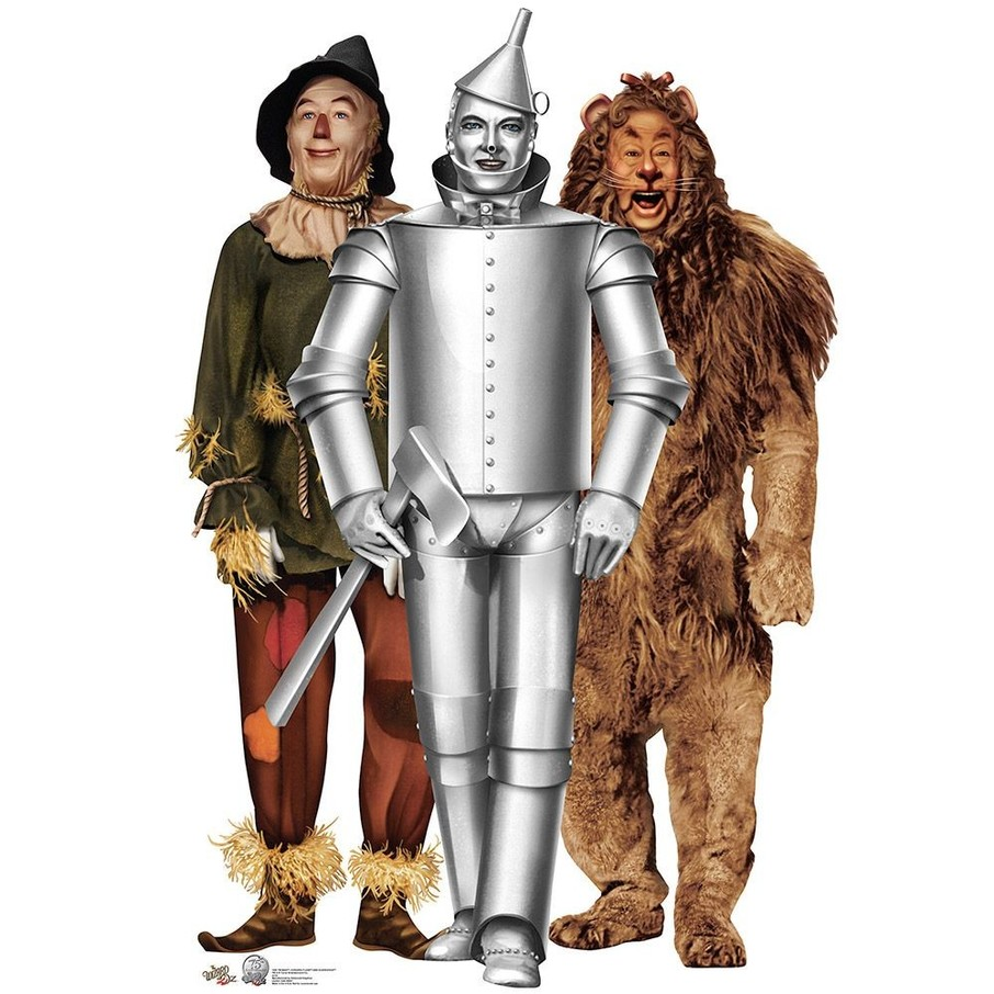 View larger image of Wizard of Oz Group Cardboard Standup (Each)